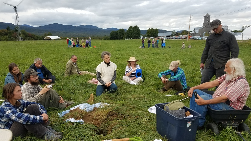 Butterworks Farm Land Listeners Soil Carbon Coalition
